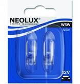 Neolux Wedge Base 12V 5W