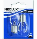 Neolux Gloeilamp 12V 21W BA15S