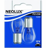 Lampe à incandescence Neolux 12V 21/5W BAY15D