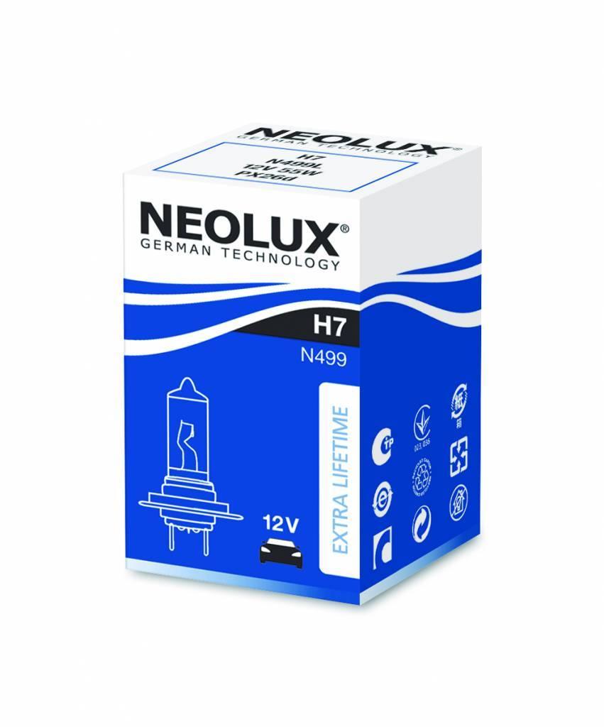 Halogène Neolux H7 LL