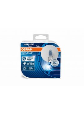 Osram Cool Blue Boost H1 blister double