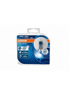 Osram Cool Blue Boost H4 blister double
