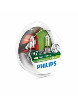 Philips H7 Longlife EcoVision blister double