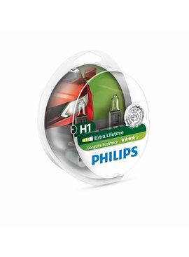 Philips H1 Longlife EcoVision Duobox