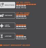 Osram H4 Nightbreaker silver Single