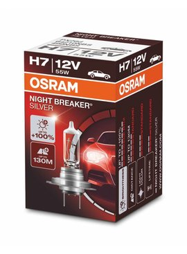Osram H7 Nightbreaker Silver Simple