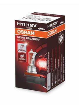 Osram H11 Night Breaker Silver Simple