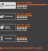 Osram Xenon Night Breaker Laser D3S Single