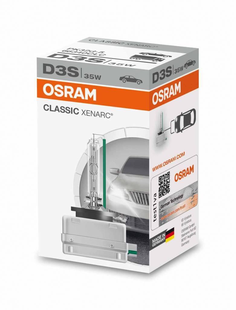 Osram Xenon Classic D3S