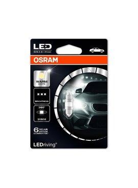 Osram Ledriving Premium buis 4000k kort
