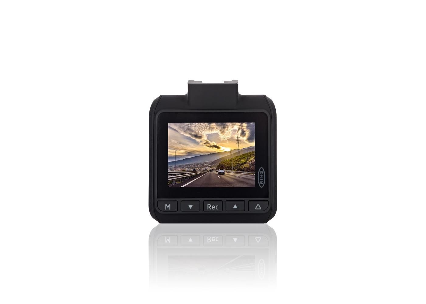 Ring Dashcam met Night Vision R10 - autolampen.be