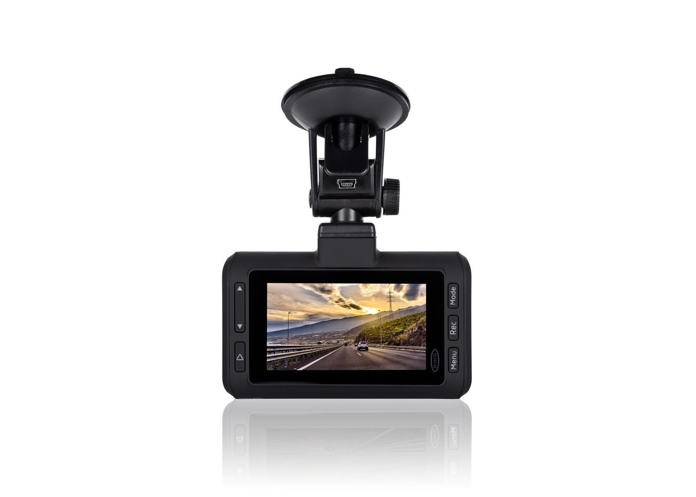 Ring Dash Cam met Night Vision en Parking mode R30 - autolampen.be