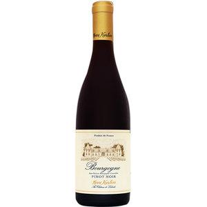 Hervé Kerlann - Château de Laborde 2014 Bourgogne Pinot Noir, Hervé Kerlann