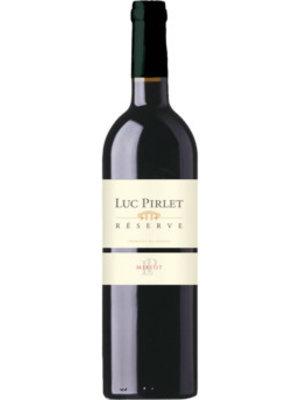 Luc Pirlet, Languedoc 2018 Merlot Reserve, Luc Pirlet