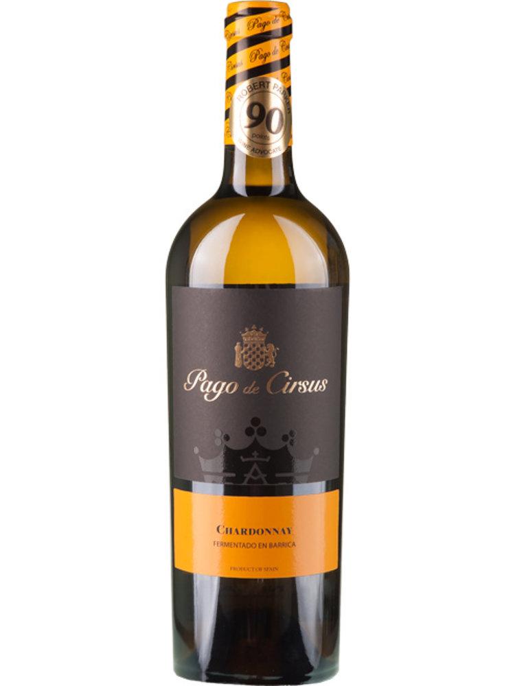 2019 Pago de Cirsus Chardonnay, Barrelfermented