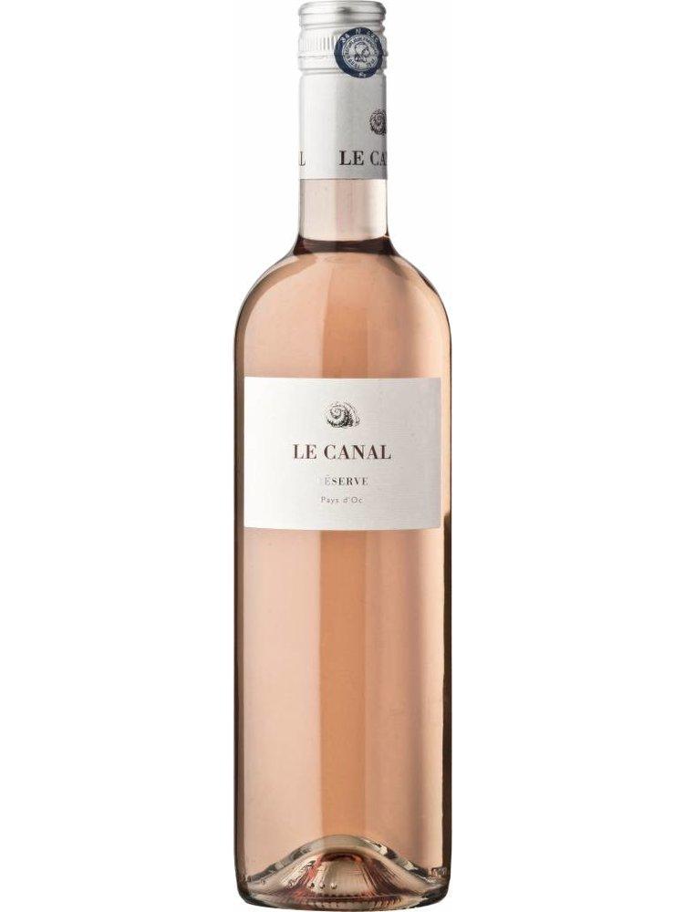 2019 Le Canal rosé Pays d'Oc