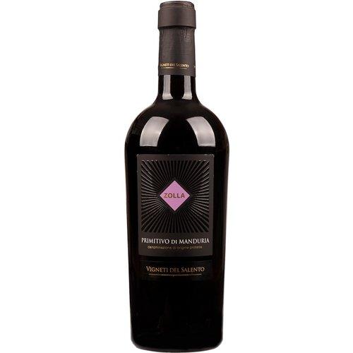 Farnese Vini 2017 Zolla Primitivo di Manduria