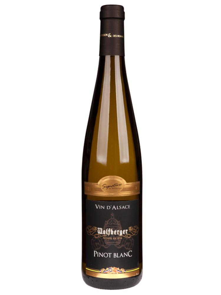 Wolfberger Elzas 2019 Pinot Blanc Signature, Wolfberger