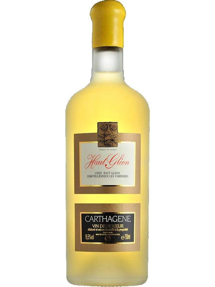 2014 Haut Gléon, Carthagène Blanc, Vin de Liqueur 50 cl