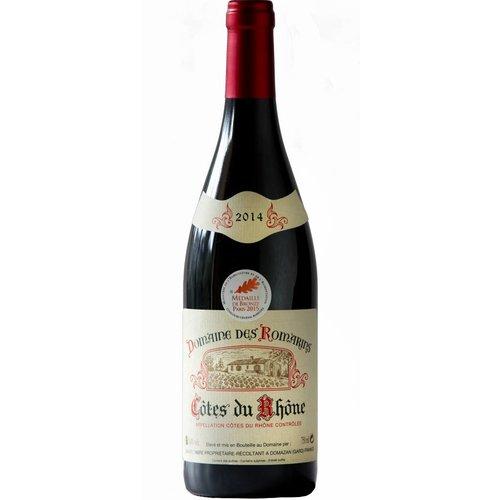 2017 Côtes du Rhône, Domaine des Romarins