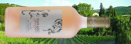 Terug in Nederland : Haut-Gléon Rosé !!