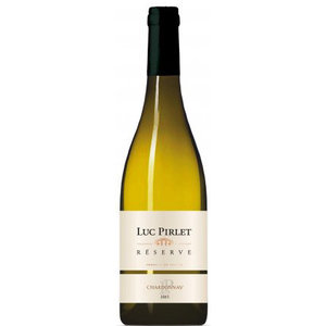 Luc Pirlet, Languedoc 2019 Chardonnay Reserve, Luc Pirlet