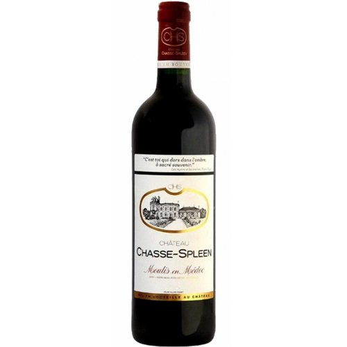 2014 Château Chasse-Spleen - Moulis, Cru Bourgeois Exceptionnel