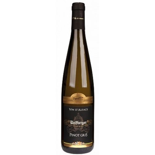 Wolfberger Elzas 2018 Pinot Gris Signature, Wolfberger