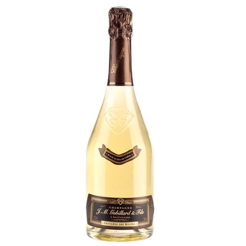 J.M. Gobillard et Fils ★ Champagne Brut, Privilège des Moines Brut,  J.M. Gobillard et Fils ★
