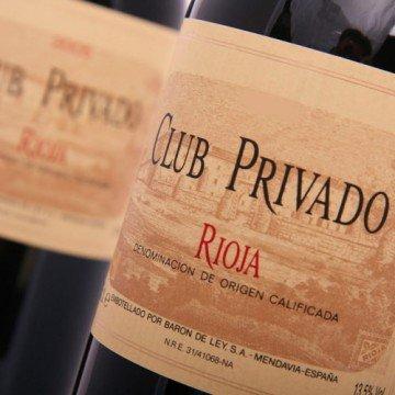 Rioja, Club Privado