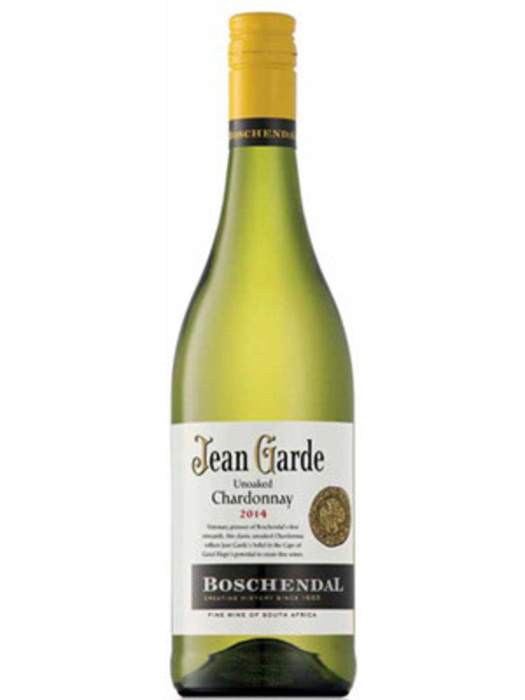 2019 Unoaked Chardonnay, Boschendal, Jean Garde