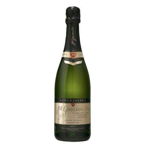 J.M. Gobillard et Fils Champagne Brut Premier Cru, J.M. Gobillard et Fils, 37,5cl Halfje