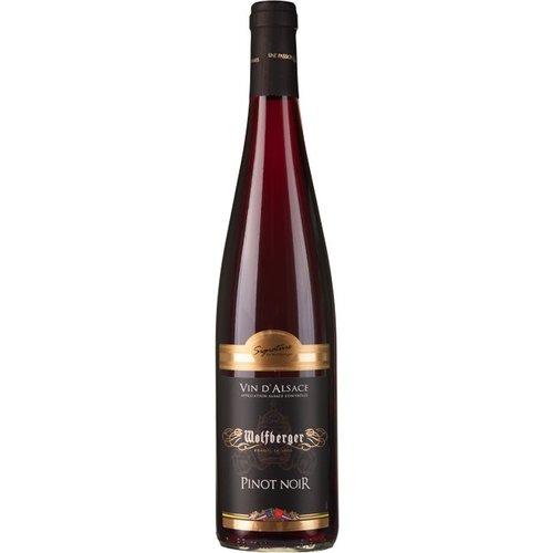 Wolfberger Elzas 2018 Pinot Noir Signature , Wolfberger