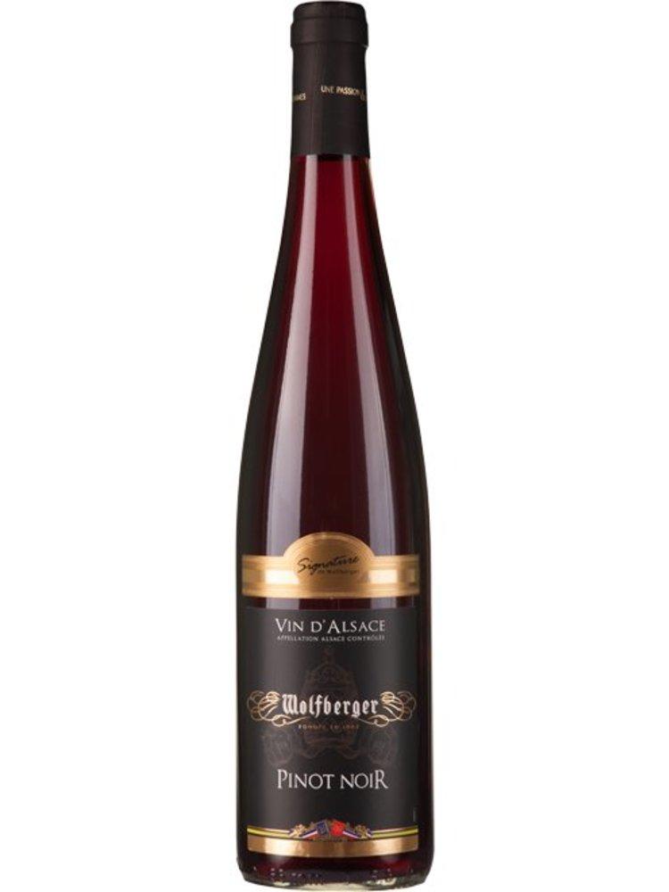 Wolfberger Elzas 2018 Pinot Noir Signature, Wolfberger