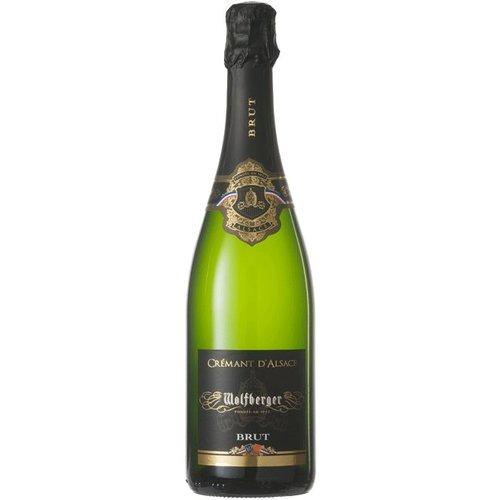 Wolfberger Elzas Crémant d'Alsace Chardonnay Brut, Wolfberger