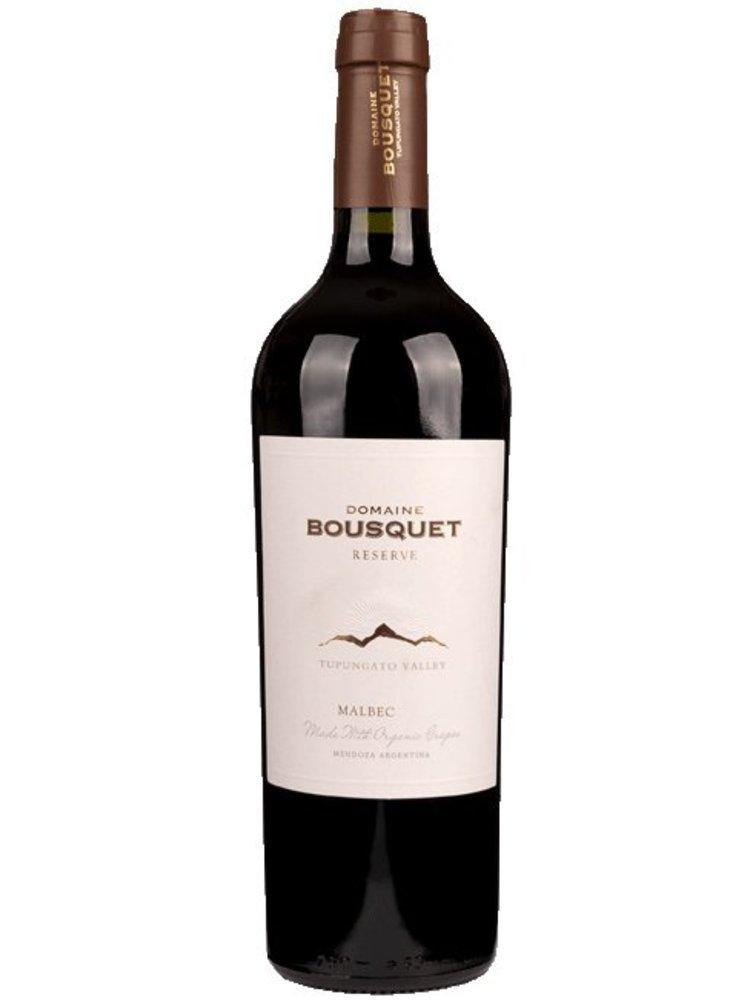 2019 Domaine Bousquet, Malbec Reserve (Bio)