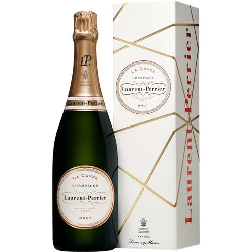 Laurent-Perrier La Cuvée Brut in cadeaudoos