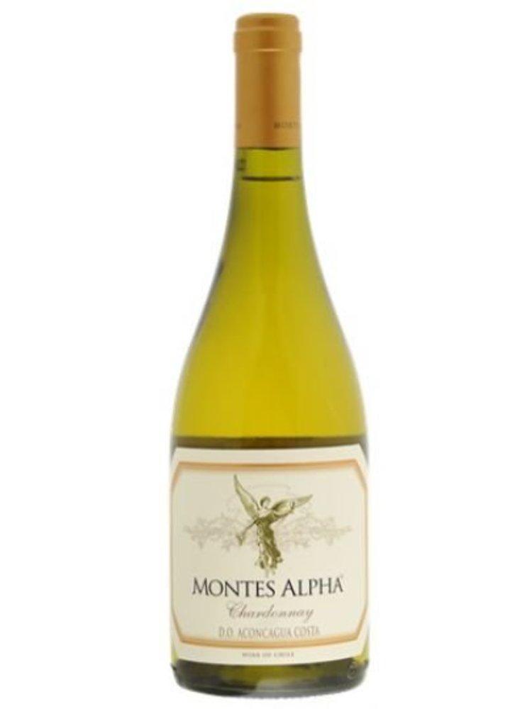 2018 Montes Alpha Chardonnay