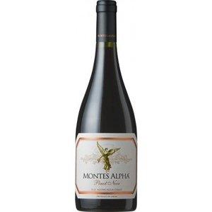 2015 Montes Alpha Pinot Noir