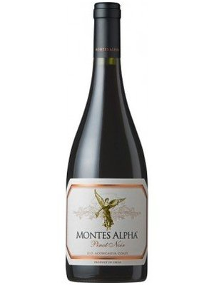2018 Montes Alpha Pinot Noir