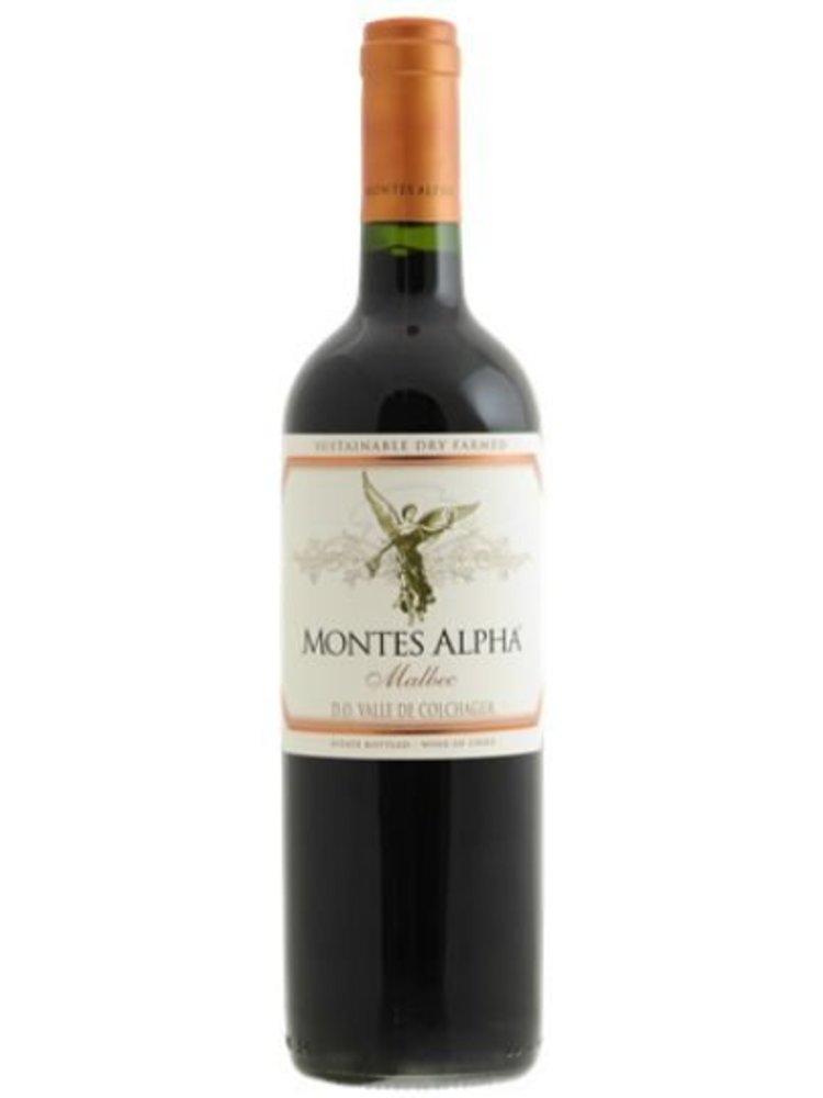 2016 Montes Alpha Malbec