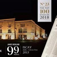 Zeer Beperkt Beschikbaar!   Iscay Malbec/Cabernet Franc 2013