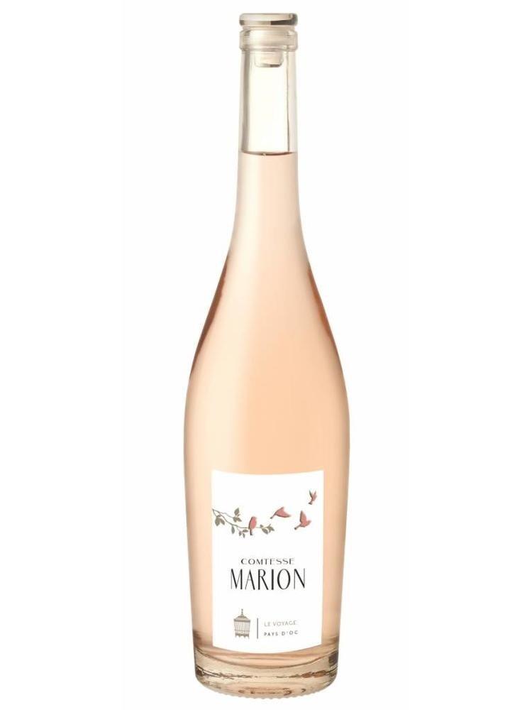 2019 Domaine Preignes Le Vieux Comtesse Marion Le Voyage Rosé