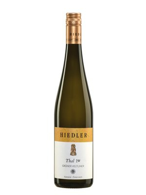 2019 Grüner Veltliner, Thal, Hiedler
