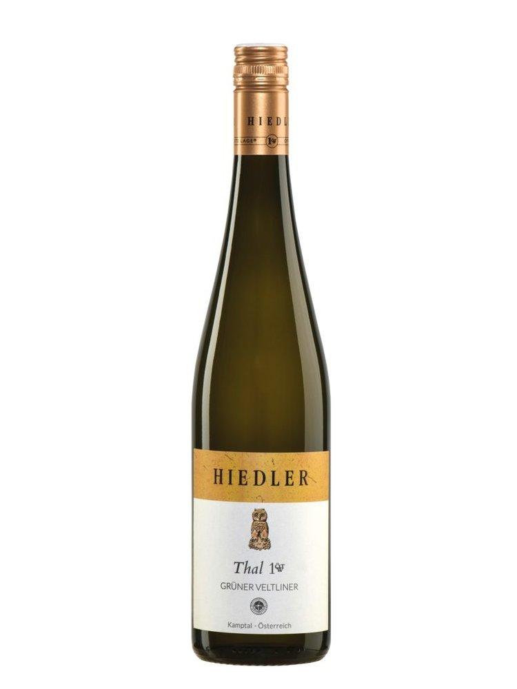 2018 Grüner Veltliner, Thal, Hiedler