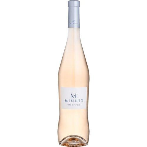 2018 M de Minuty rosé