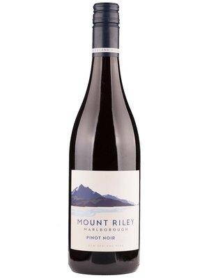 2018 Mount Riley Pinot Noir