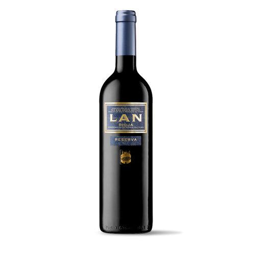 2014 Rioja Reserva, LAN