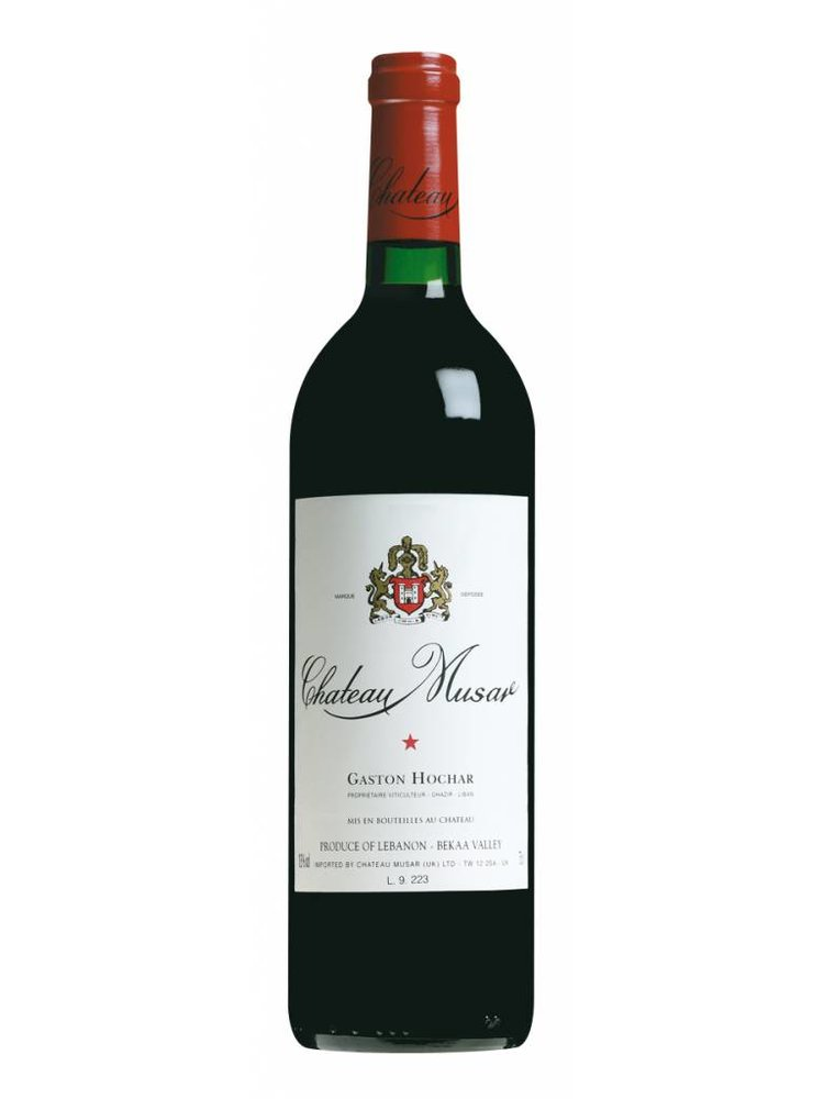 2014 Chateau Musar Red