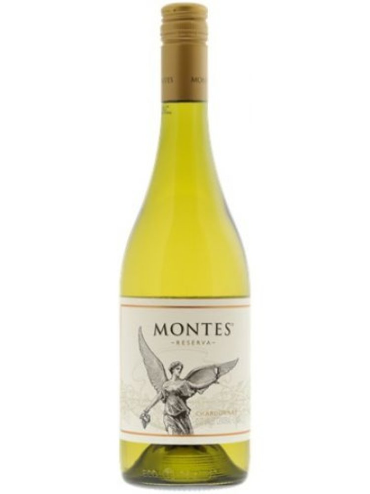 2020 Montes Reserva Chardonnay
